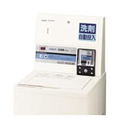 ハイアール【AQUA】コイン式全自動洗濯機専用 単独式洗剤自動投入器 CLD-103★【CLD103】
