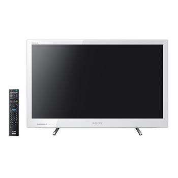 Sony 32-inch type HDTV LCD TV KDL-32EX420-W (white) ★