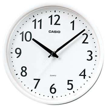 在庫商品は15:00までのご注文で当日出荷可能 カシオ【CASIO】壁掛け時計 IQ-58-7JF★【IQ58】