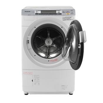 パナソニック【代引・同梱不可】右開きタイプ 9kgドラム式洗濯乾燥機 NA-VX7100R-W★【NAVX7100R】
