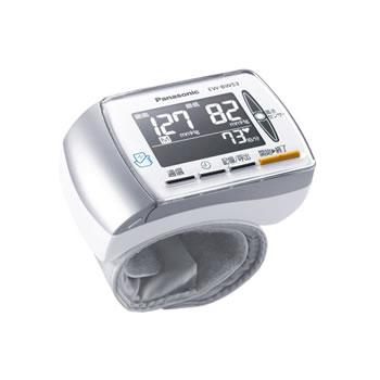 パナソニック【Panasonic】手くび血圧計 EW-BW53-W(ホワイト)★【EWBW53】
