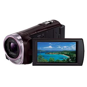 ソニー【SONY】デジタルHDビデオカメラレコーダー HDR-CX420-T(ブラウン)★【HDRCX420】