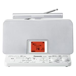 RF-DR100-W(グレイスホワイト)★【RFDR100】 パナソニック【Panasonic】ラジオレコーダー