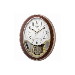 リズム時計工業【CITIZEN】スモールワールドグレース★からくり 時計【4MN517RH23】