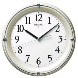 セイコー【SEIKO】夜でも見える電波掛時計★【KX381S】