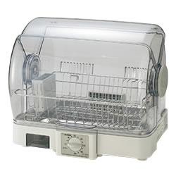象印【ZOJIRUSHI】食器乾燥器 グレー EY-JF50-HA★【食器乾燥機】