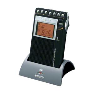 ソニー【SONY】FM/AM PLLシンセサイザーラジオ ICF-R354MK★【ICFR354MK】
