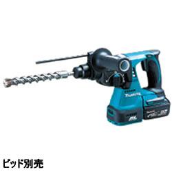 マキタ【makita】18V6.0Ah 24ミリ充電式ハンマドリル HR244DRGX★【電池2個・充電器・ケース付】