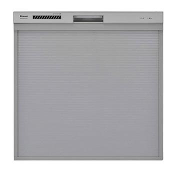 リンナイ【ビルトインタイプ】食器洗い乾燥機 スライドオープンタイプ RKW-404A-SV★【取付工事対応不可】