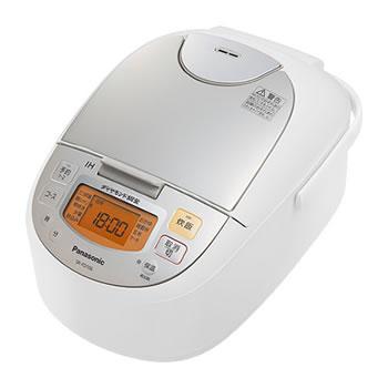 パナソニック【Panasonic】IHジャー炊飯器 SR-FD106-W(シャンパンホワイト)★【SRFD106】