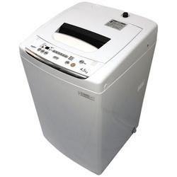 SKJ【エスケージャパン】全自動洗濯機4.5kg ステンレス槽 ホワイト SW-M45A-W★【SWM45AW】