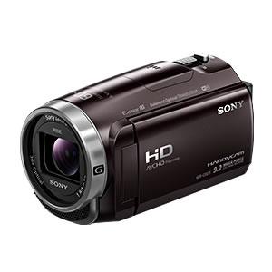 ソニー【SONY】デジタルHDビデオカメラレコーダー HDR-CX675-T(ボルドーブラウン)★【HDR-CX675】