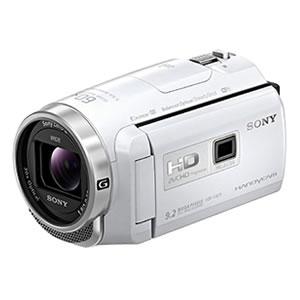 ソニー【SONY】デジタルHDビデオカメラレコーダー HDR-PJ675-W(ホワイト)★【HDR-PJ675】