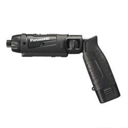 パナソニック【Panasonic】7.2V1.5Ah 充電スティックドリルドライバー 黒 EZ7421LA2S-B★【充電器・ケース・電池2個付】
