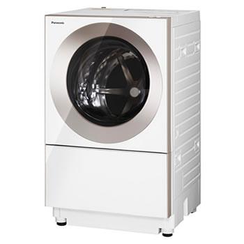 パナソニック【代引・同梱不可】ななめドラム洗濯機Cuble 左開き NA-VG1100L-P★【NAVG1100L】