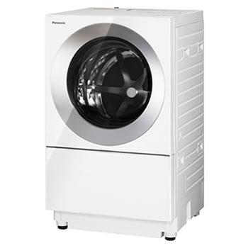 パナソニック【代引・同梱不可】ななめドラム洗濯機Cuble 左開き NA-VG710L-S★【NAVG710L】