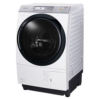 パナソニック【代引・同梱不可】ななめドラム洗濯乾燥機 左開き NA-VX8700L-W★【NAVX8700L】