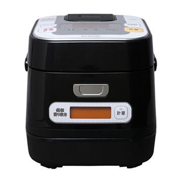 アイリスオーヤマ【IRIS】米屋の旨み 銘柄量り炊き IHジャー炊飯器 3合 RC-IA30-B★【RCIA30B】