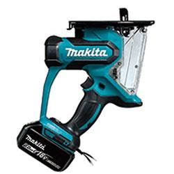 マキタ【makita】18V6.0Ah充電式ボードカッター SD180DRGX★【電池2個・充電器・ケース付】
