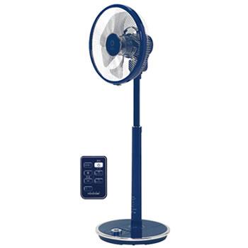 トヨトミ【DCモーター】リモコン付リビング扇風機 ハイポジションタイプ FS-D30HHR-A★【FSD30HHRA】