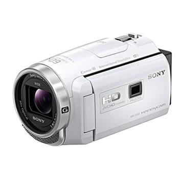 ソニー【SONY】デジタルHDビデオカメラレコーダー HDR-PJ680-W(ホワイト)★【HDRPJ680W】