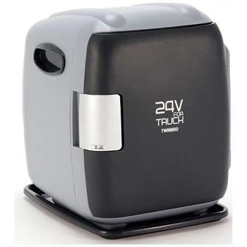 ツインバード【TWINBIRD】24V専用コンパクト電子保冷保温ボックス 24V FOR TRUCK HR-D249GY★【HRD249GY】