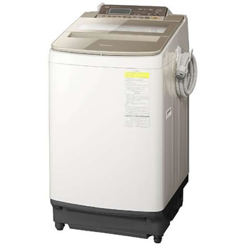 パナソニック【代引・日時指定不可】10kg インバーター洗濯乾燥機 NA-FW100S5-T★【NAFW100S5T】