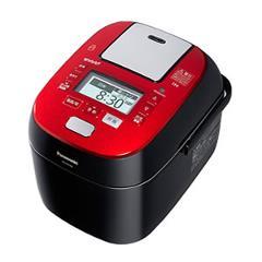 パナソニック【Panasonic】可変圧力IHジャー炊飯器(ルージュブラック) SR-SPX186-RK★【SRSPX186】