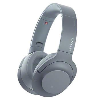 ソニー【ワイヤレス】ノイズキャンセリングステレオヘッドホン h.ear on 2 WH-H900N-L★【WHH900NL】