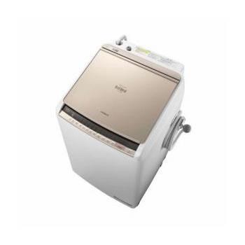 日立【代引・日時指定不可】洗濯9.0kg 乾燥5.0kg 洗濯乾燥機 ビートウォッシュ BW-DV90C-N★【BWDV90CN】