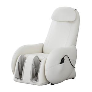 スライヴ【大型商品】マッサージチェア くつろぎ指定席Light ホワイト CHD-3700-WH★【CHD3700WH】