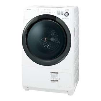 シャープ【・日時指定】右開き 洗濯7.0kg 乾燥3.5kg ドラム式洗濯乾燥機 ES-S7B-WR★【ESS7BWR】