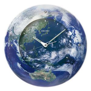 セイコー【SEIKO】衛星電波掛時計 スペースリンク クロック製造125周年記念品 GP218L★【GP218L】