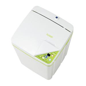 ハイアール【Haier】3.3Kg 全自動洗濯機 JW-K33F-W★【JWK33FW】