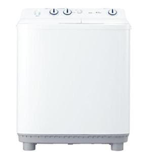 ハイアール【Haier】 4.5Kg 二槽式洗濯機 JW-W45E-W★【JWW45EW】