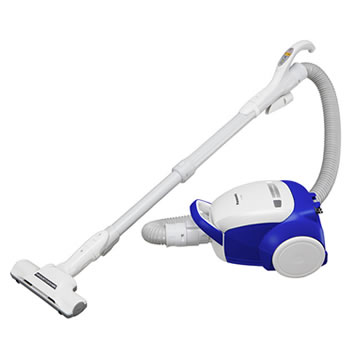 パナソニック【Panasonic】紙パック式 電気掃除機 MC-PBH6A-AH(ブルー)★【MCPBH6AAH】