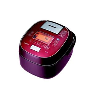 東芝【TOSHIBA】5.5合 真空圧力IHジャー炊飯器 RC-10VSM-RS★【RC10VSMRS】