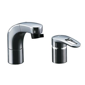 INAX【LIXIL】洗面用ホース引出式シングルレバー混合水栓 RLF-682Y★【RLF682Y】