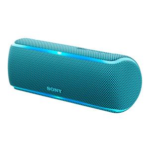 ソニー【SONY】ワイヤレスポータブルスピーカー ブルー SRS-XB21-L★【SRSXB21L】