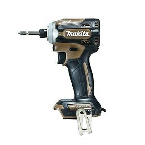 マキタ【makita】14.4V充電式インパクトドライバ オーセンティックブラウン 本体のみ TD161DZAB★【電池・充電器・ケース別売】