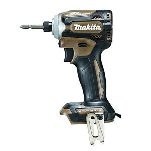 マキタ【makita】18V充電式インパクトドライバ オーセンティックブラウン 本体のみ TD171DZAB★【電池・充電器・ケース別売】
