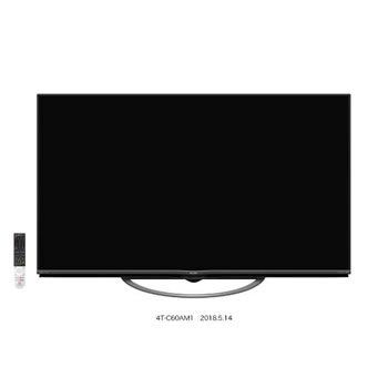 シャープ【代引・日時指定不可】60V型 4K対応 液晶テレビ AQUOS 4T-C60AM1★【4TC60AM1】