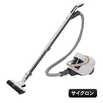 アイリスオーヤマ【IRIS】軽量サイクロンクリーナー タービンヘッド IC-CTA3-W(ホワイト)★【掃除機】