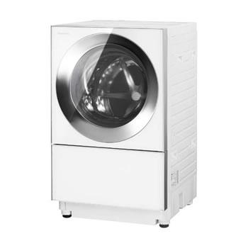 パナソニック【代引・日時指定不可】左開き ななめドラム洗濯乾燥機 Cuble NA-VG1300L-S★【NAVG1300LS】