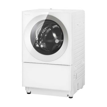 パナソニック【代引・日時指定不可】右開き ななめドラム洗濯乾燥機 Cuble NA-VG730R-S★【NAVG730RS】