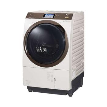 パナソニック【代引・日時指定不可】左開き ななめドラム洗濯乾燥機 NA-VX9900L-N★【NAVX9900LN】
