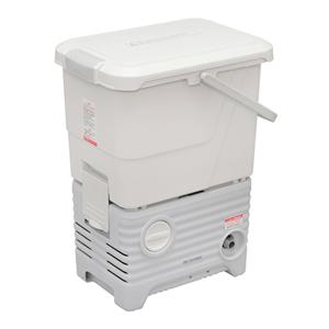 アイリスオーヤマ【IRIS】タンク式高圧洗浄機洗車セット ホワイト SBT-512NS★【SBT512NS】