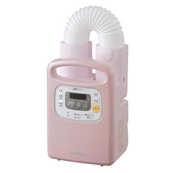 アイリスオーヤマ【IRIS】布団乾燥機カラリエ タイマー付 FK-C3-P(ピンク)★【FKC3P】