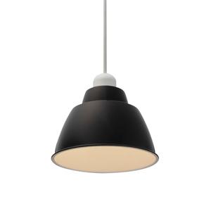 アイリスオーヤマ【IRIS】LEDデザインペンダントライト ホーロー調 PL2L-E17PE1-B(ブラック)★【Gammmel Plas】