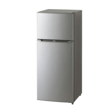 <title>在庫商品は15:00までのご注文で当日出荷可能 ハイアール Haier 130L セール 登場から人気沸騰 2ドア冷凍冷蔵庫 JR-N130A-S シルバー JRN130AS</title>